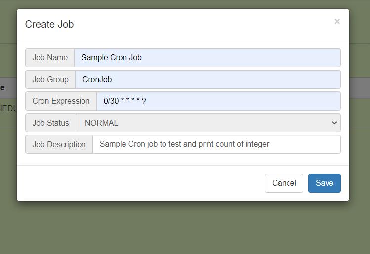 Simple Job